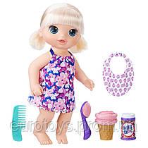 """Hasbro Baby Alive Кукла """"Малышка с мороженым"""""""