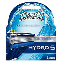 Wilkinson Hydro сменные кассеты к бритве (4 шт)