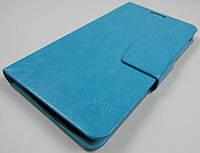 "Чехол для OPPO U705 , ""Foot"" Blue"