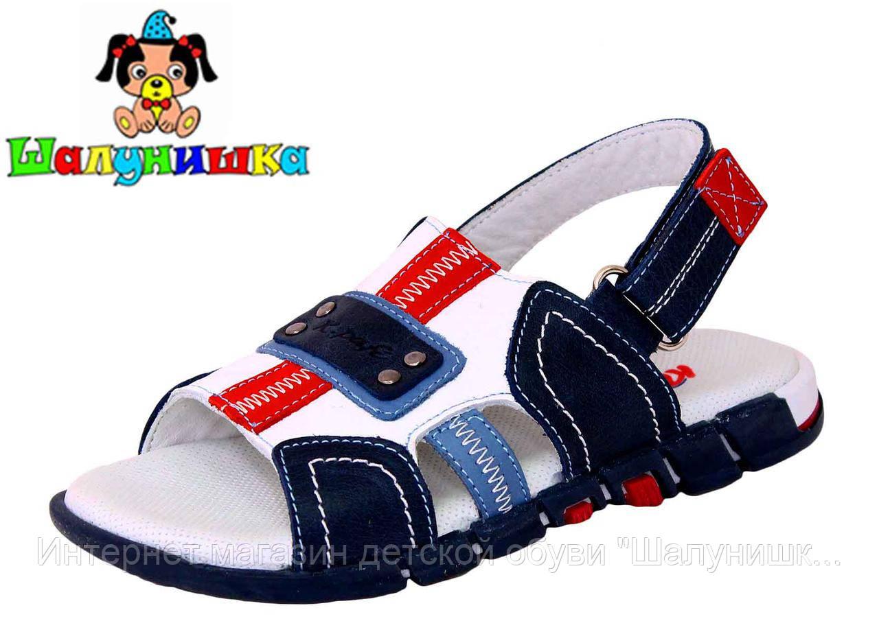 Летние сандалии для мальчика 9000-01