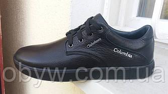 Туфли кожаные мужские cаlаmbia