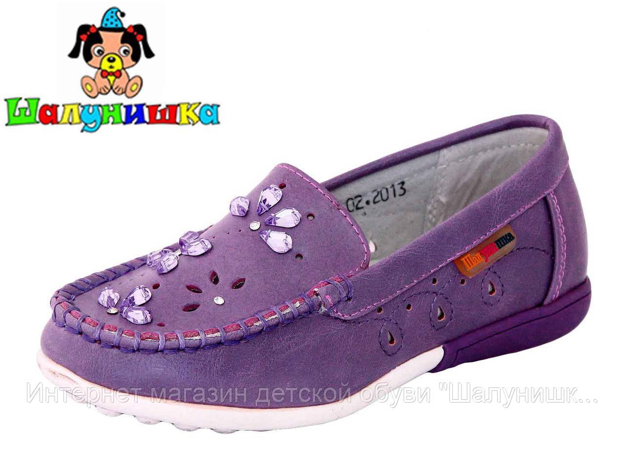 Детские туфли для девочки 71570