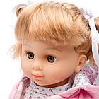 Кукла интерактивная MY081 Настенька, фото 3
