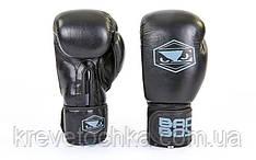 Перчатки Боксерские для единоборств BAD BOY STRIKE кожаные