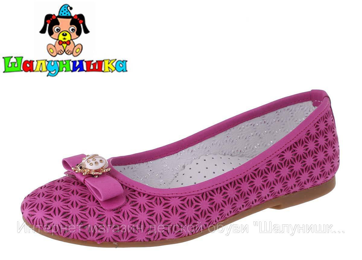 Детские туфли для девочки 1903-13