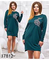 """Платье больших размеров """" Марсель """" Dress Code, фото 1"""