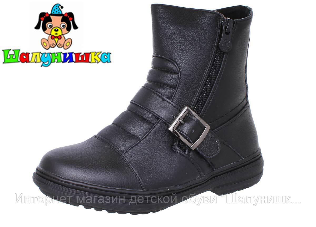 Зимние ботинки для мальчика 5847