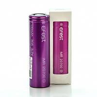 Efest IMR20700 3100mAh (до 30А) - высокотоковый аккумулятор. Оригинал