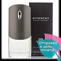 Мужская туалетная вода Givenchy Silver Edition, 100 мл