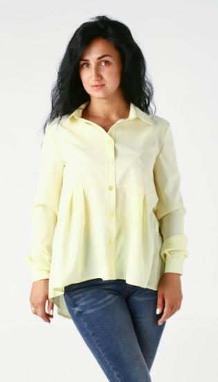 """Классическая женская рубашка """"Кира"""" размеры 42,44,46,48"""