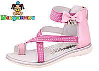 Летние сандалии для девочки 211-3, фото 1