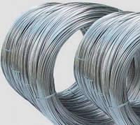 Из нержавейки 321 сталь проволока двойка (д.2мм нержавеющая) это 08х18н10т в бухте немагнитная и пищевая
