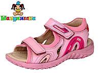 Летние сандалии для девочки T356-1, фото 1