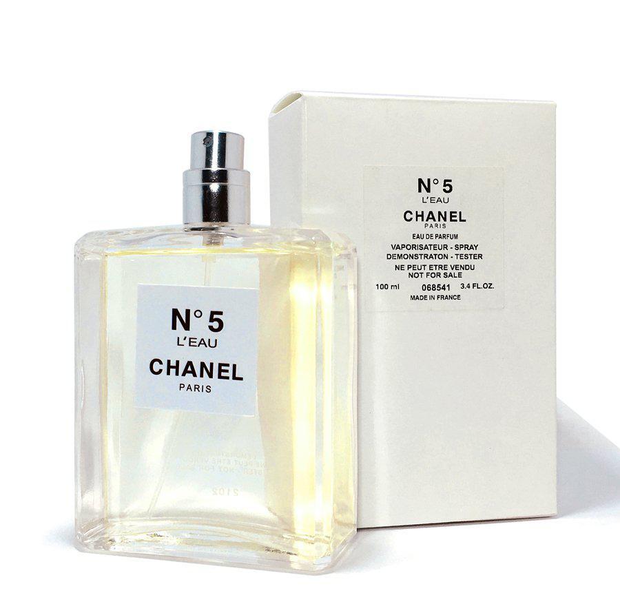 100 мл тестер Chanel No 5 Leau Chanel продажа цена в харькове парфюмерия женская от