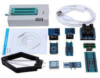 Программатор MiniPro II TL866CS 9 адаптеров 2 поколение