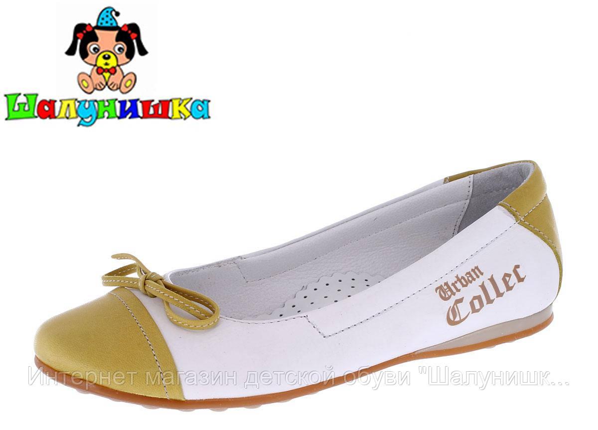 Детские туфли для девочки 1652-07