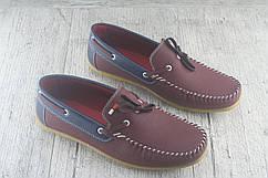 """Мокасины, туфли, топ сайдеры подростковые """"Concept"""", обувь детская из эко кожи, Размеры 36-39"""