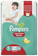 "Подгузники-трусики ""Pampers baby-dry pants"" унисекс 5 (12-18 кг.) 44 шт."