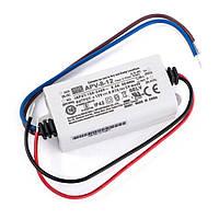 Led драйвер APV - 8-12 / 220AC-12S-60.0x30.0x23.5-LED DRIVER. Драйвер світлодіода MEANWELL