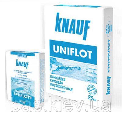 KNAUF Шпаклевка для швов УНИФЛОТ, мішок 25 кг