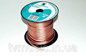 Кабель акустический Cabletech KAB0358    2x1,5мм