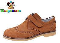 Детские туфли для мальчика 04-36, фото 1