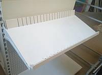 Полка металева для кондитерських стелажів (без скла), фото 1