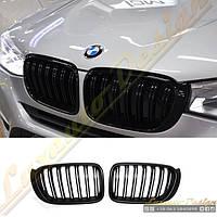 Решетки радиатора для BMW X3/Х4 F25/26