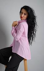"""Классическая женская рубашка """"Карина"""" размер 46, фото 2"""