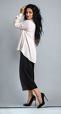 """Классическая женская рубашка """"Карина"""" размеры 46,48, фото 3"""