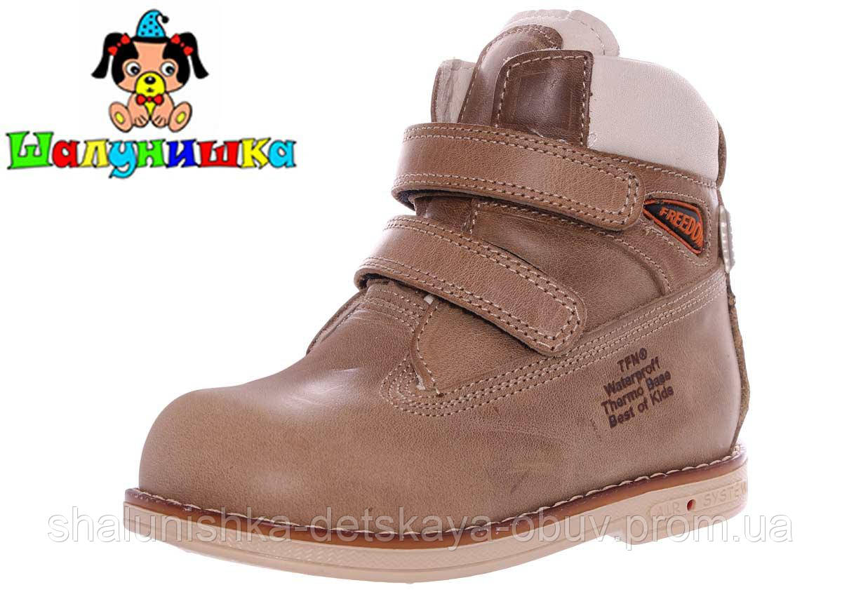 Демисезонные ботинки для мальчика 214-46