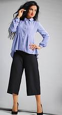 """Классическая женская рубашка """"Карина"""" размеры 42,44,46,48, фото 3"""