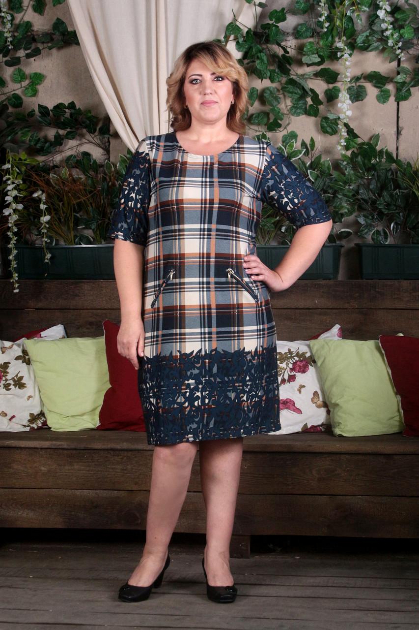 Платье Selta 201 размеры 58, 60, 62, 64