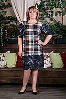 Платье Selta 201 размеры 58, 60, 62, 64, фото 1
