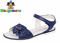 Летние сандалии для девочки 100-311, фото 1