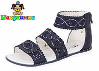 Летние сандалии для девочки 100-313, фото 1