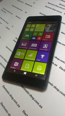 Смартфон Microsoft Lumia 535 original Б.У, фото 2