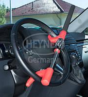 Противоугонный блокиратор на руль с цифровым замком Heyner 850 100