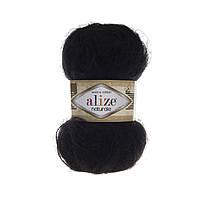 Alize Naturale - 60 черный