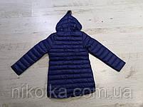 Куртки для девочек оптом, Glo-Story, 110-160 рр., арт. GMA-7376, фото 3