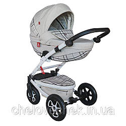 Детская коляска универсальная 2 в 1 Tutek Timer NTM 1C/B (Тутек Таймер, Польша)