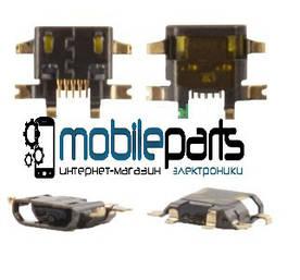 Коннектор зарядки HTC T320e One V | T326e Desire SV | T328e Desire X | T328w Desire V orig