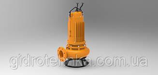 Погружной насос MAS DAF Enduro PB 50-160 1,5 kw