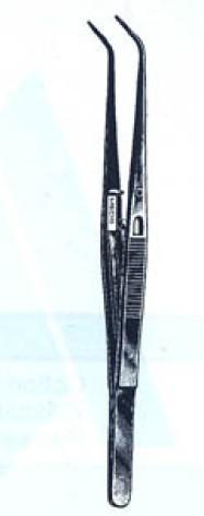 Пинцет London College 15 см (Пакистан) NaviStom
