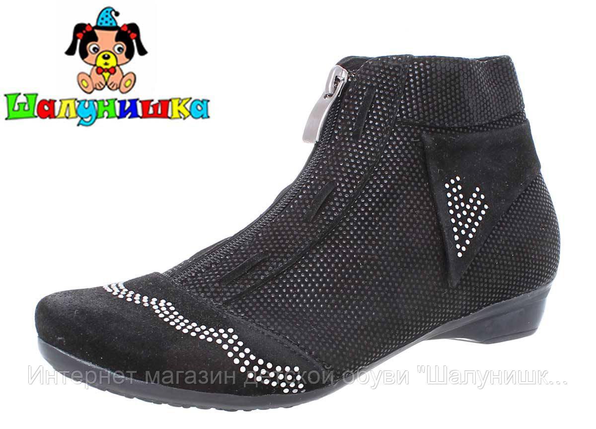 Демисезонные ботинки для девочки Т03