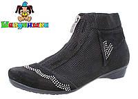 Демисезонные ботинки для девочки Т03, фото 1
