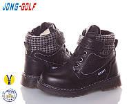 Новая коллекция зимней обуви 2018. Детская зимняя обувь бренда Jong Golf  для мальчиков (рр 403e6ea2530