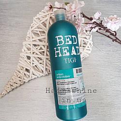 Шампунь увлажняющий для сухих и поврежденных волос Tigi Bed Head Urban Anti+Dotes Recovery Shampoo 750 мл