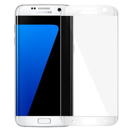 Защитное стекло Samsung S7 EDGE 3D White
