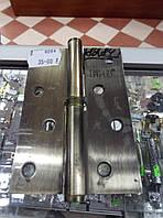 Петля дверная FZB 10 см бронза АВ